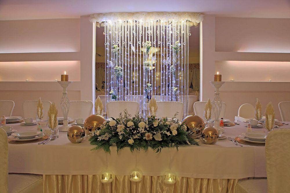 Sala balowa w restauracji Joanna